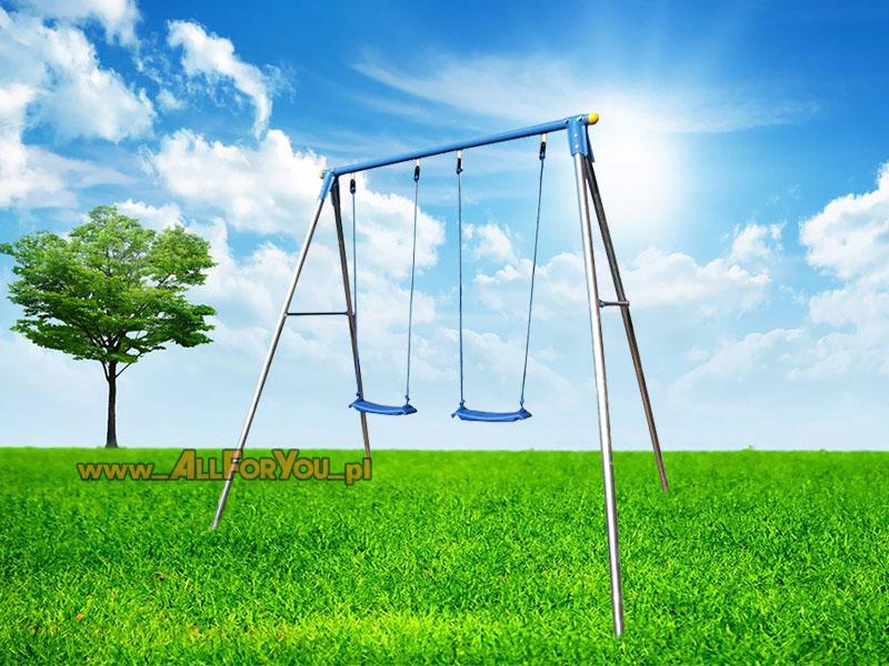 Hustawka Ogrodowa Dla Dzieci Plastikowa : BEZPIECZNA HUŚTAWKA OGRODOWA huśtawki dla dzieci  3258686693