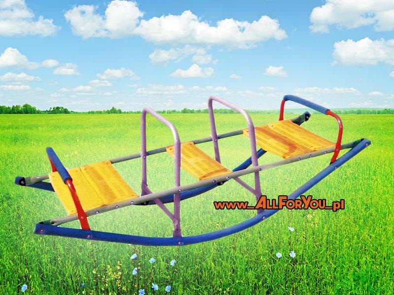 Hustawki Ogrodowe Dla Dzieci Allegro : HUŚTAWKA dla dziecka BUJAK OGRODOWY huśtawki  3707160393